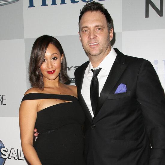 Tamera Mowry and Her Husband, Adam Housley, Welcome a Baby Girl!