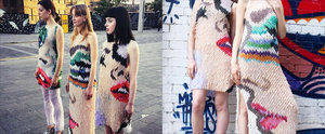 You'll Never Believe What These Amazing Dresses Are Made Of