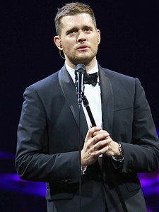 Michael Bublé Brings Son Home from Hospital, Thanks Fans for 'Love and Concern'