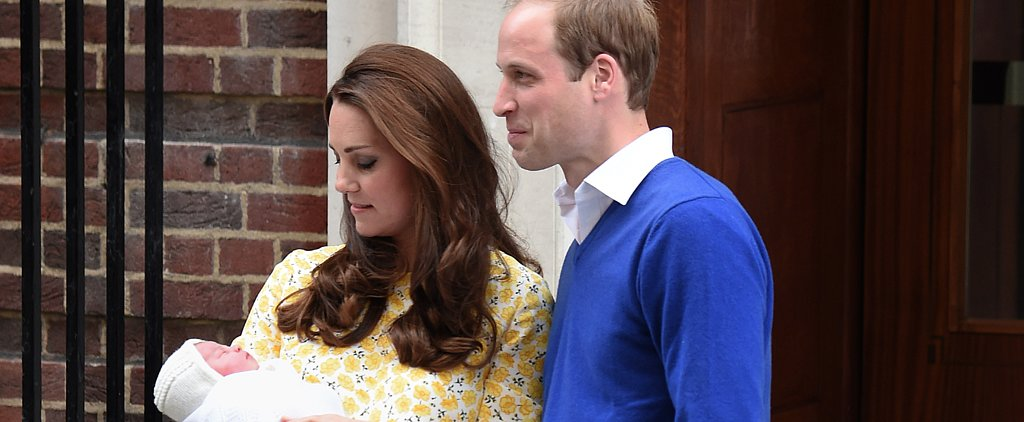Princess Charlotte's Getting the High-Fashion Treatment For Her Christening