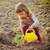 Embracing Dirt: How to Garden With Little Kids