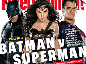 See Wonder Woman And Lex Luthor In New 'Batman V Superman' Photos