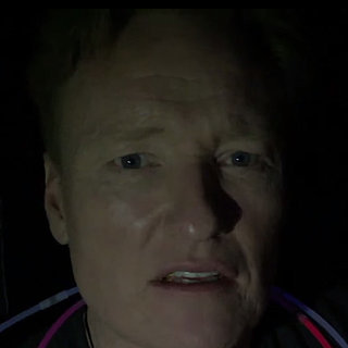 Conan O'Brien Seeing Magic Mike XXL at Midnight