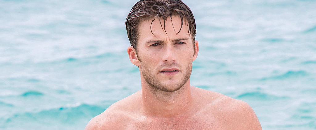 Scott Eastwood Is Shirtless, Wet, and Here to Make You Thirsty