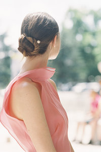 Attending A Summer Wedding? Wear Your Hair Like This