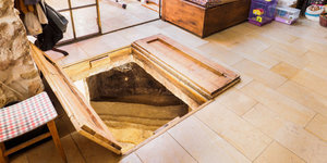 Israeli Couple Finds 2,000-Year-Old Jewish Mikvah Bath Under Their Floorboards