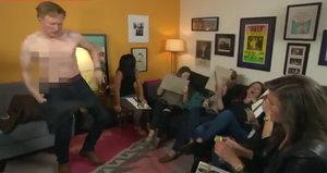 Conan O'Brien Crashed a 'Magic Mike XXL' Girls Night - and It Was Glorious