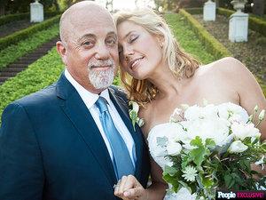 Billy Joel Marries Alexis Roderick in Surprise Wedding at His Estate