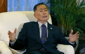 George Takei Apologizes Over 'Blackface' Insult