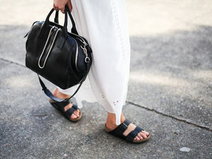 3 Surprisingly Chic Ways to Wear Birkenstocks