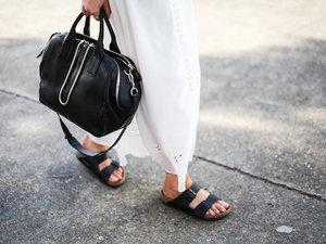 3 Surprisingly Chic Ways to Wear Birkenstocks