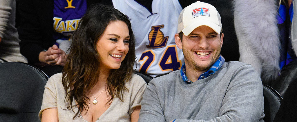 Surprise! Mila Kunis and Ashton Kutcher Are Married