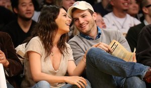 Mila Kunis And Ashton Kutcher Got Married This Fourth Of July Weekend!
