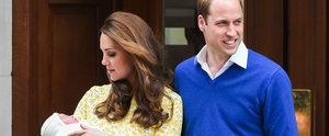 Princess Charlotte's Godparents Have Been Revealed!