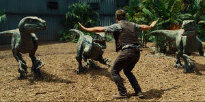 Weekend Box Office: 'Magic Mike XXL' and 'Terminator Genisys' Lose Out to 'Jurassic World'