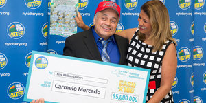 Retired FDNY Firefighter Who Responded To 9/11 Attacks Wins $5 Million Lottery