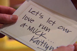 'The Bachelorette' Recap: Kaitlyn's Secret and Shawn's Jealous Rage