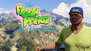 GTA and Fresh Prince of Bel-Air Video Mashup