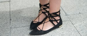 Lace-Up Sandals We Love