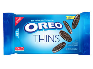Alert! Oreo Debuts New, Slimmer Cookie