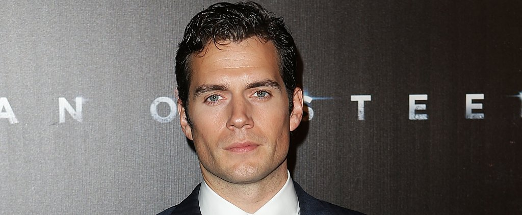 What Do You Think of Henry Cavill's Questionable Choice in Pants?