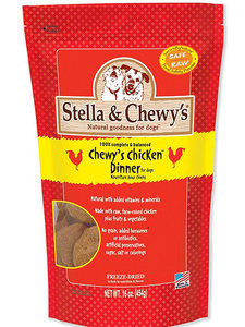 Stella and Chewy Recall Dog and Cat Food for Listeria Contamination