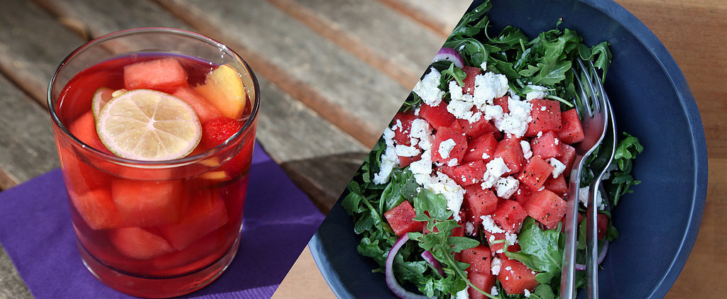 Watermelon Recipes to Eat All Summer Long
