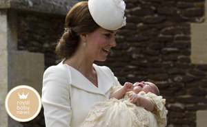 Princess Charlotte's Christening By The Numbers: Everything You Need To Know