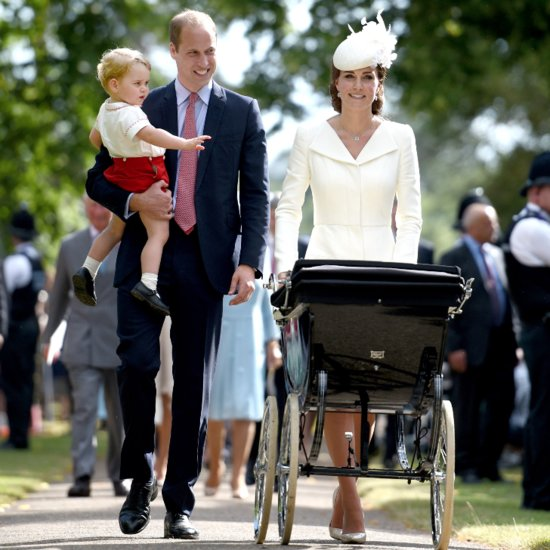 5 Ways William and Kate Honored Royal Traditions at Princess Charlotte's Christening