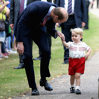 Think the Pictures of Prince George Are Cute? The Video Is Even Cut
