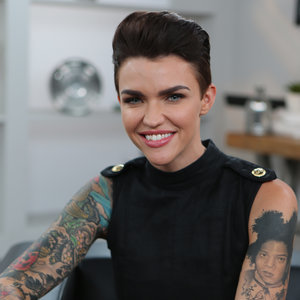 Ruby Rose Video Interview on Orange Is the New Black