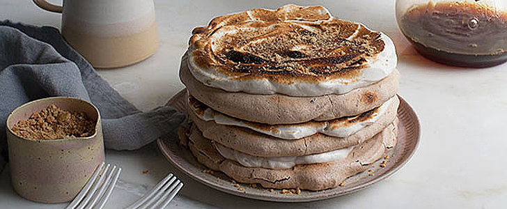 Make Your Summer Extrasweet With S'mores Pavlova