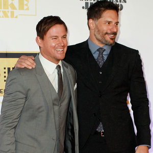 Pictures of Channing Tatum Magic Mike XXL Premiere Sydney