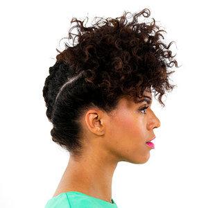 Natural Hair Inspiration | Tutorial