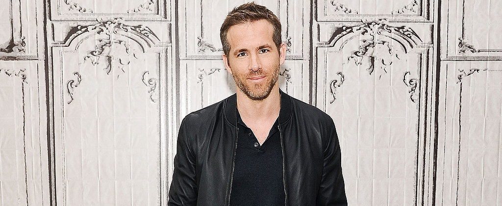 Ryan Reynolds Reveals the 1 Thing About Fatherhood that Freaks Him Out