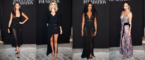 It Was a Supermodel Takeover at Vogue's Couture Week Gala