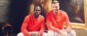 David Beckham and Kevin Hart Are About to Become Your New Favorite Twins