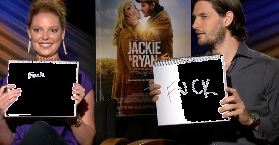 Katherine Heigl And Ben Barnes See How Well They Know Each Other