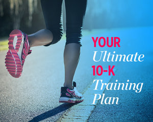 The Training Plan That'll Help You Run Your First—or Fastest!—10-K