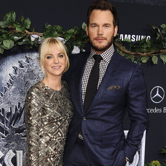 Chris Pratt Shares Why He and Anna Faris Make a Perfect Match