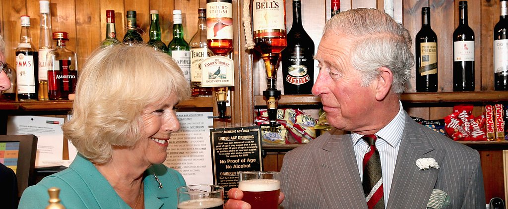 Charles and Camilla Are Obviously Having Fun in Wales