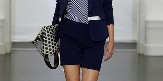 How To Wear Shorts Suits And Look Pretty, Polished And Professional
