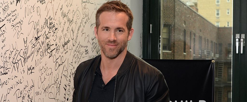 Find Out What Ryan Reynolds Had to Say About His Baby Carrier Controversy