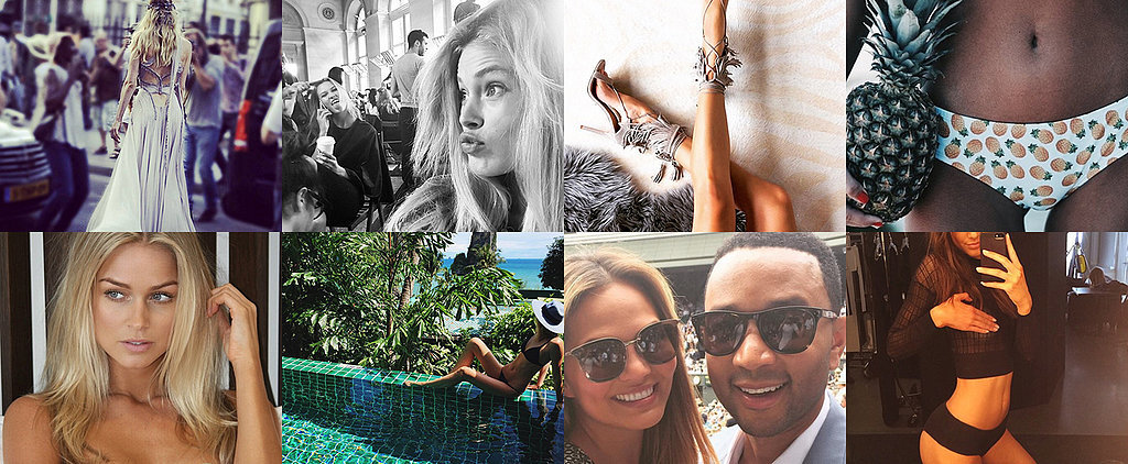 This Week's Most Beautiful and Stylish Celebrity Instagram Pictures