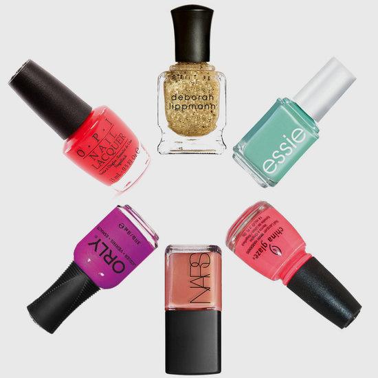 Nail Polish Colors That Make You Look Tan