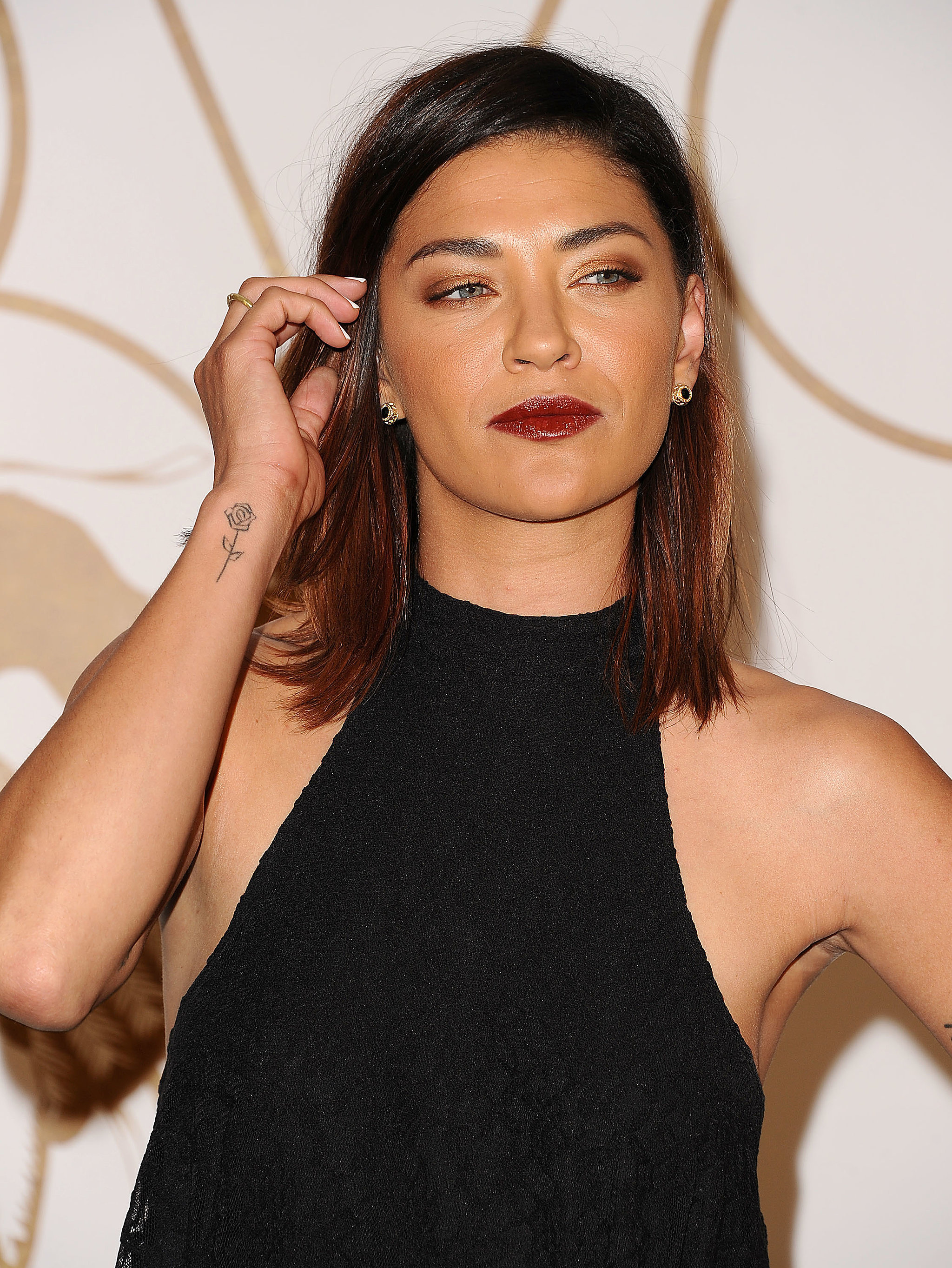 jessica szohr the ultimate celebrity tattoo gallery