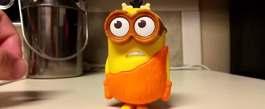 Did That Minions Happy Meal Toy Really Just Say What We Think It Just Said?!