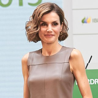 Queen Letizia Repeats Outfit