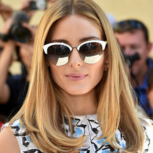 Olivia Palermo Style at Couture Fashion Week 2015