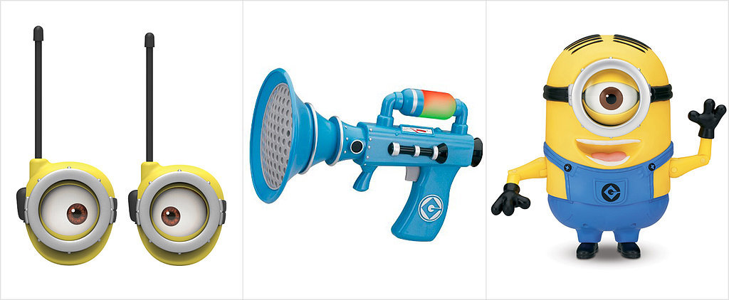 Your Kids Are Going to Go Bananas For These Minions Toys!